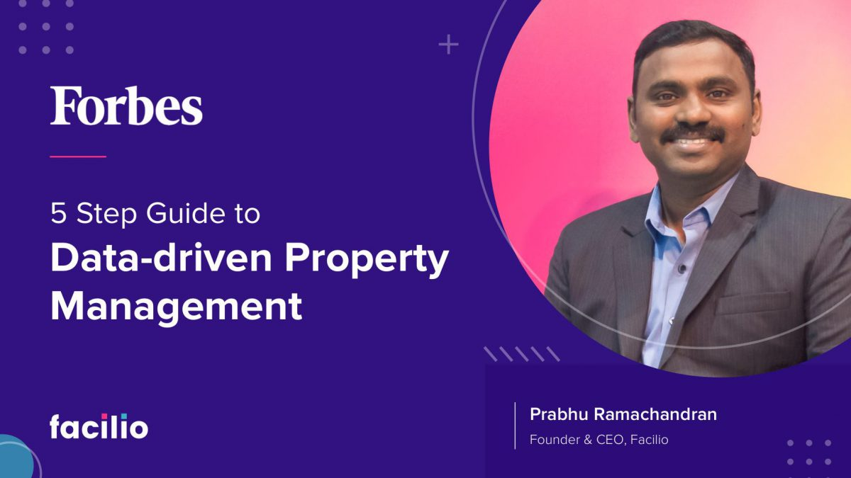 5 Step Guide to Data-driven Property Management
