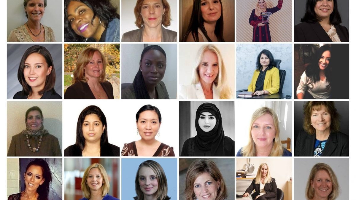 20 Inspiring Women who are Changing the Culture in Real Estate