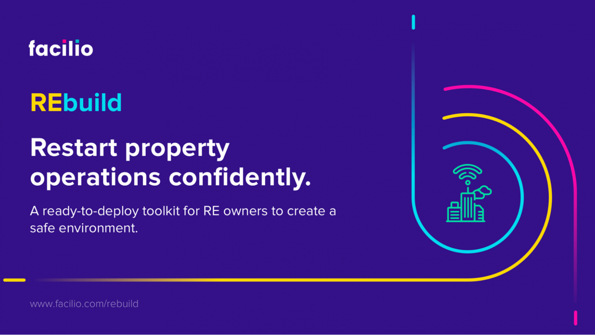 Introducing REbuild from Facilio: restart property operations  with confidence