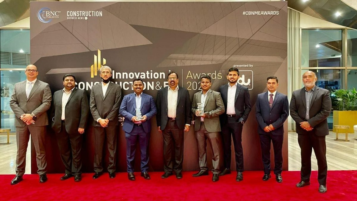 Raising the innovation bar: Facilio wins 'Software of the Year' at CBNME Awards