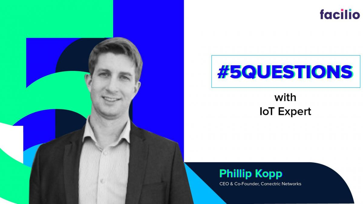 #5QuestionsWith an IoT Expert